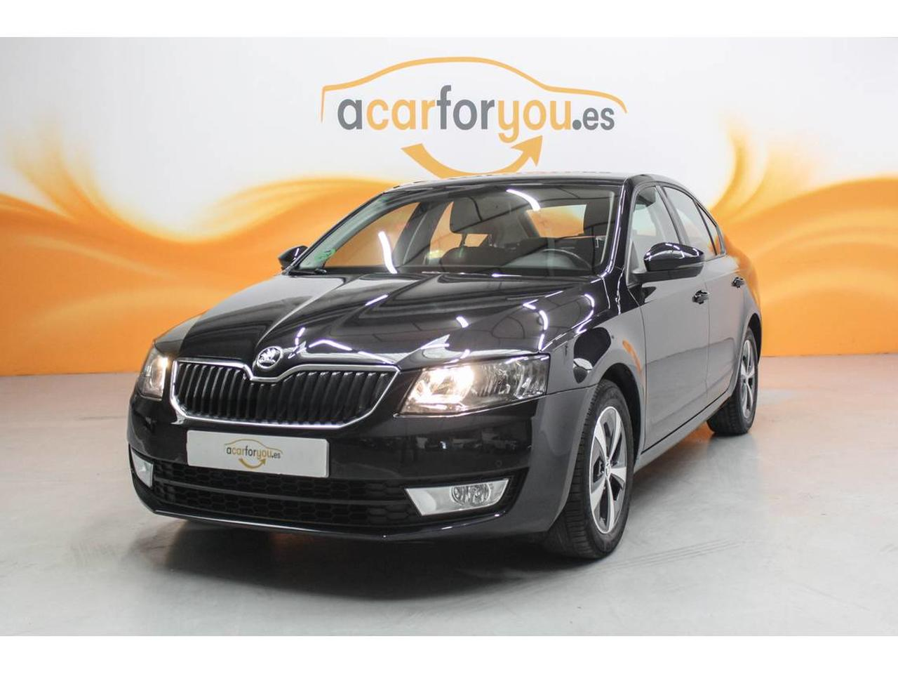 Array Skoda Octavia 2016 Diésel por 11.900€ en Madrid