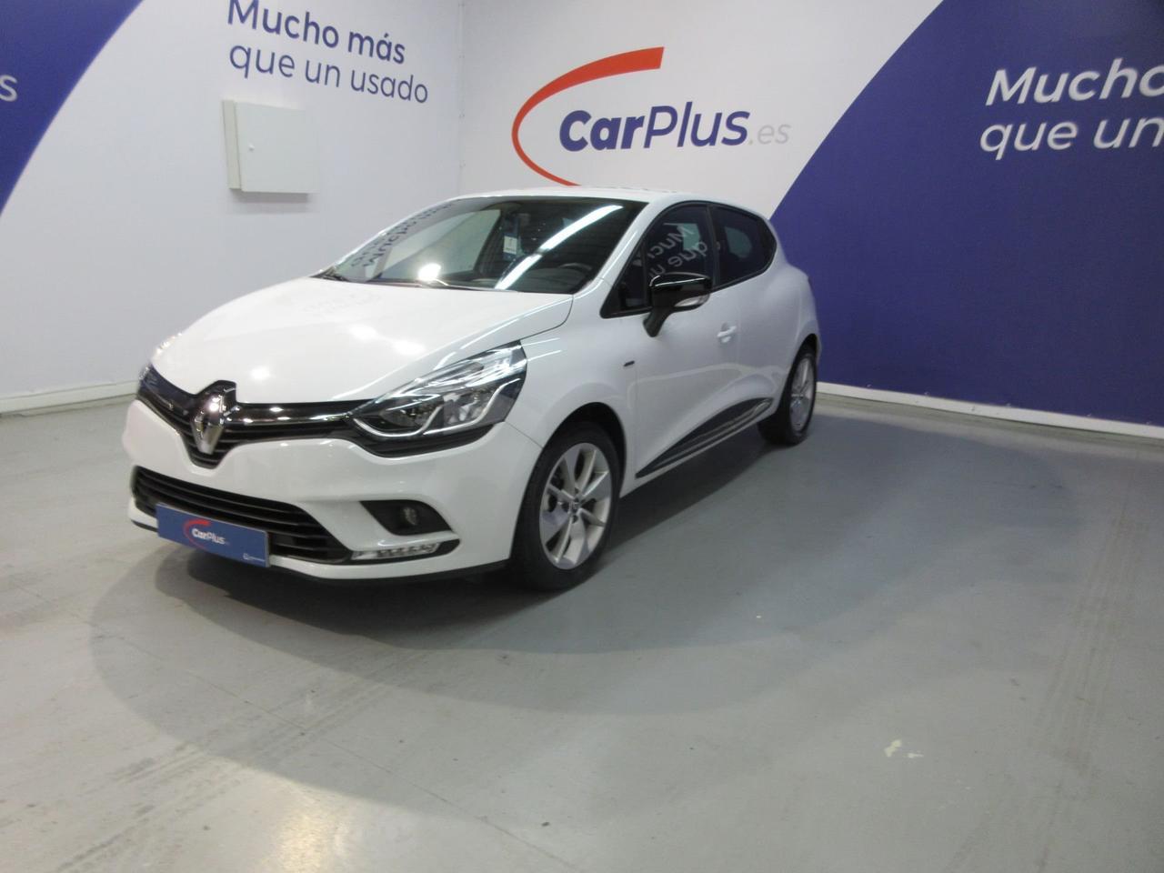 Array Renault Clio 2018 Diésel por 10.190€ en Madrid