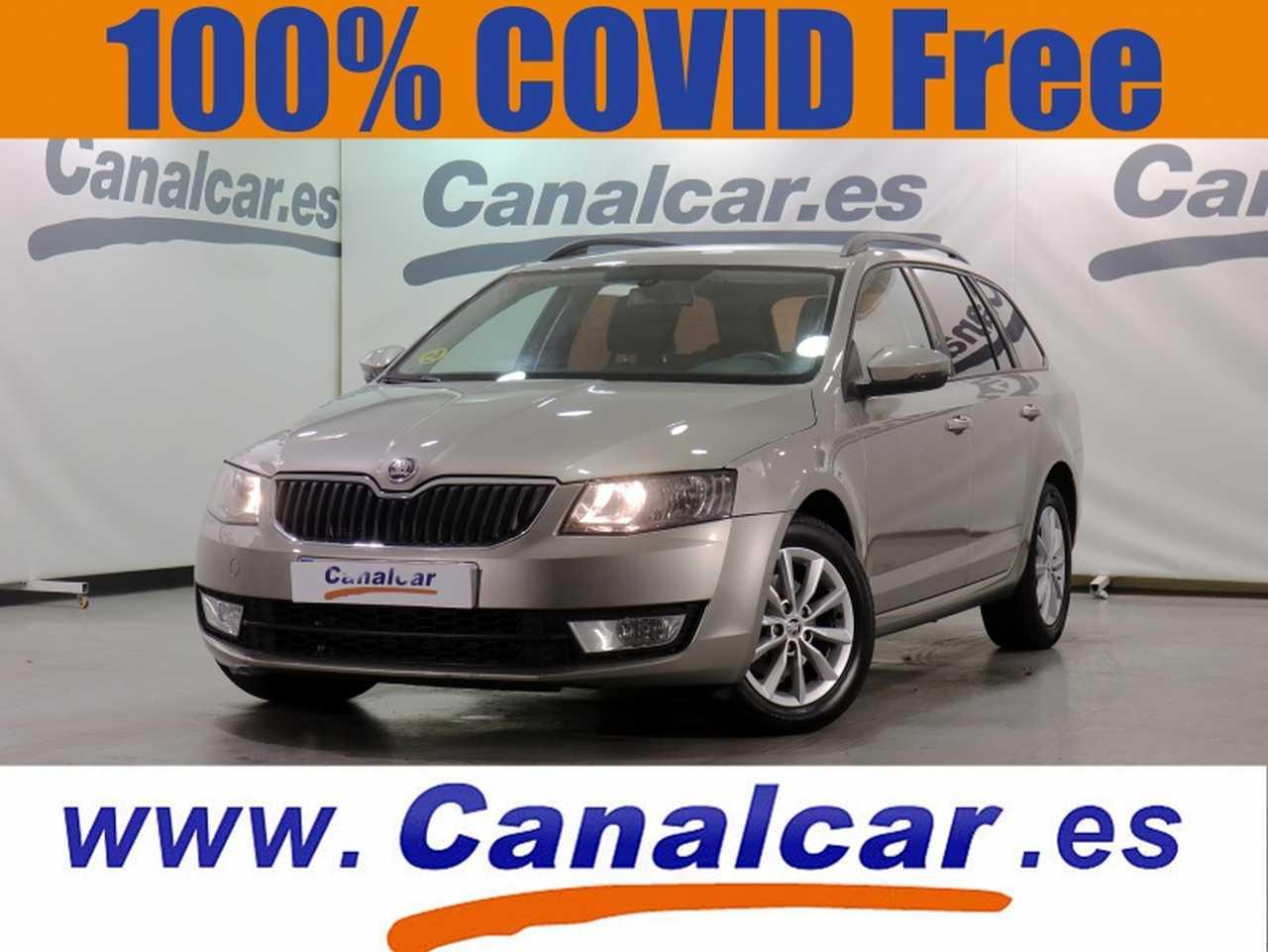 Array Skoda Octavia 2013 Diésel por 7.690€ en Madrid