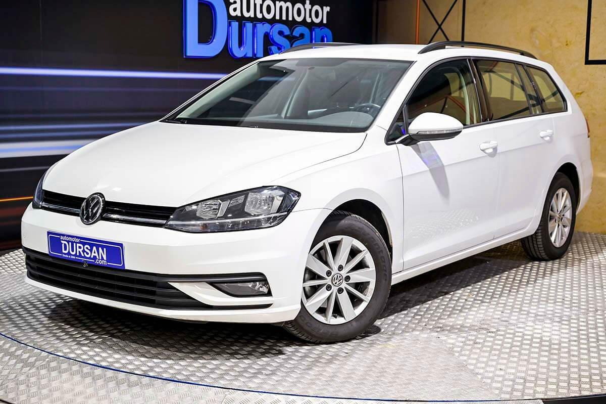 Array Volkswagen Golf Variant 2018 Diésel por 15.790€ en Madrid